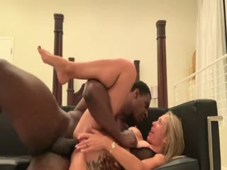 Horny Wife Gets Screwed By Black Stallion