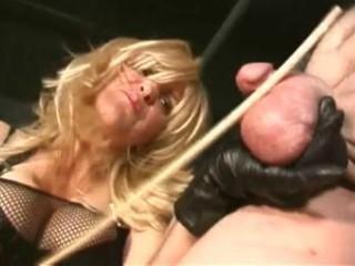 Punishing Slaves Genitals