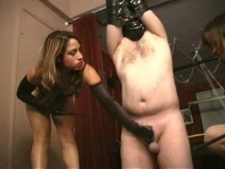 From All Sides Part 2 Ballbusting