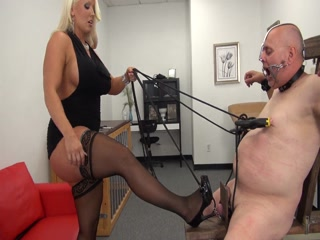 Devlish Mistress Will Make You Horny