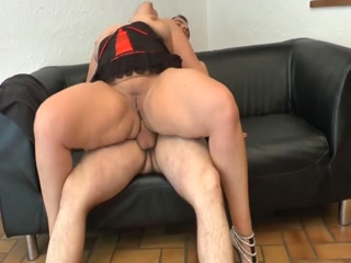 Mature BBW French Mom Gets Her  Wet Pussy Rammed