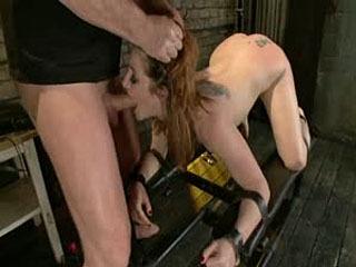 Empujando Límites Con Sexo Hardcore BDSM