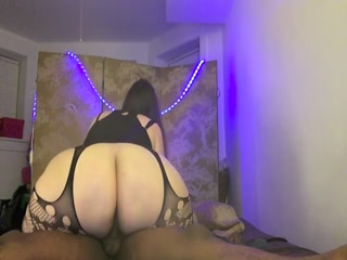 Horny And Beautiful BBW Gets Hammered By Black Stallion