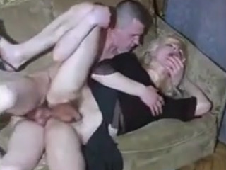 Horny Man Fucks Naughty Crossdresser