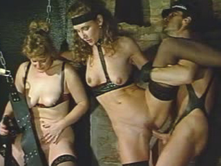 A Kinky Dungeon Threesome
