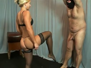 Sexy Legs Ballbusting