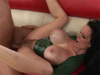 Busty Mature Chick Wants Some Young Meat