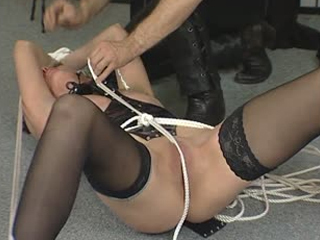 Slut Trained To Be A Good Slave