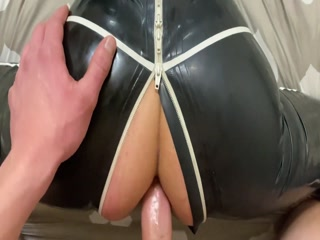 Sexy Slut In Latex Getting Fucked Rough